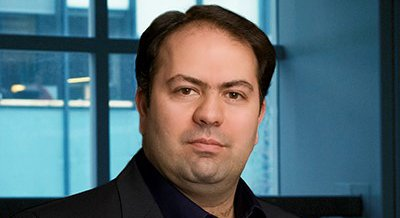 2020 Bell Labs Prize winner Firooz Aflatouni