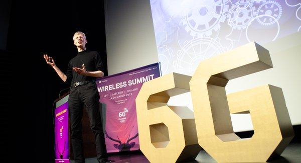 1st 6G Wireless Summit